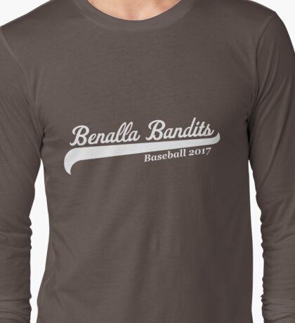 Benalla Bandits Baseball Long Sleeve T-Shirt