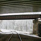 Bridges, Tracks, & Snow by Geno Rugh