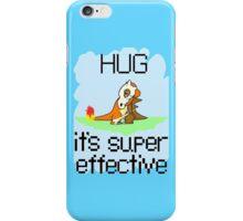 Hug is Super Effective iPhone Case/Skin