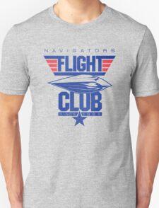 Flight Club (Revised w/Distress) T-Shirt