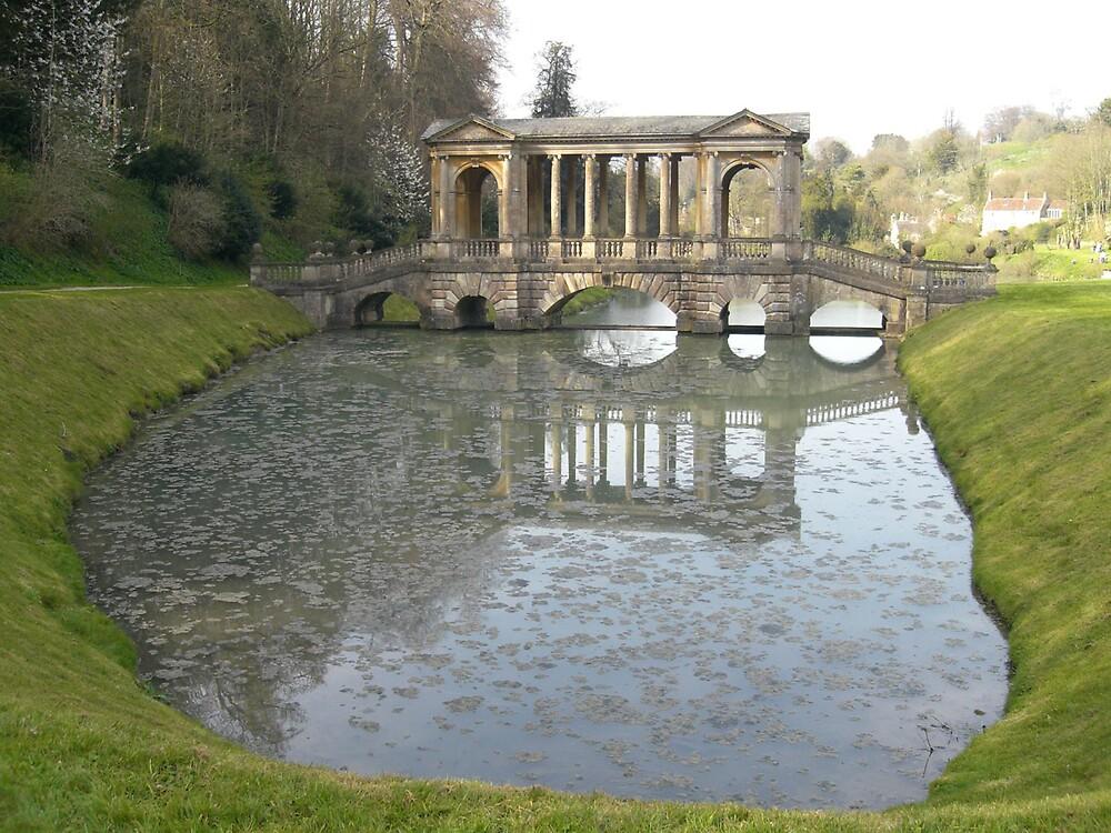 Bath Venician Bridge by Danielle Murdoch