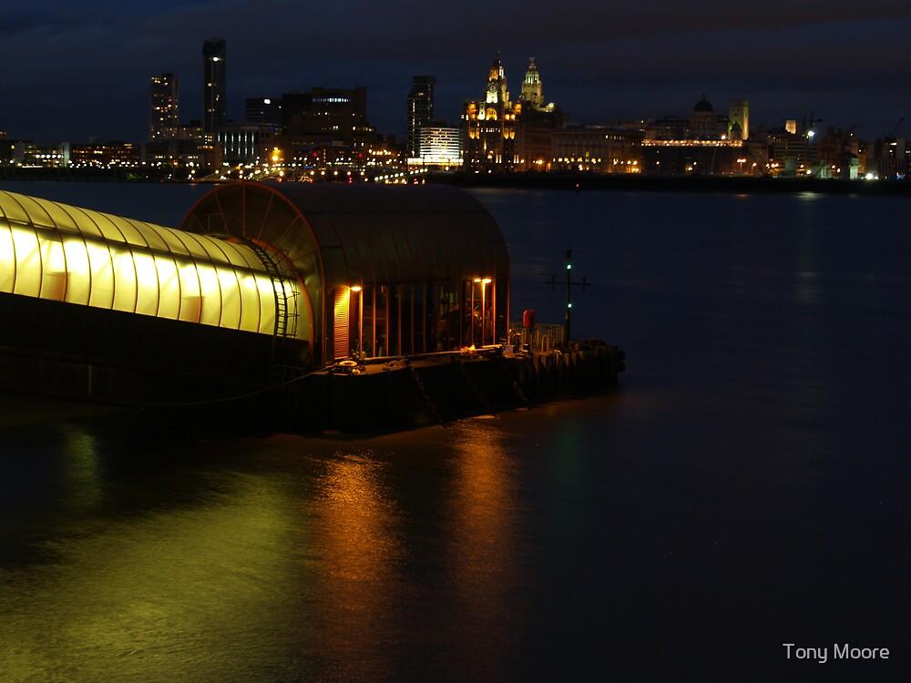 Terminally Mersey by Tony Moore