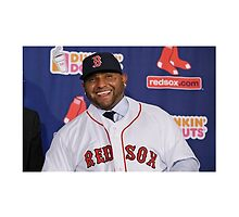Red Sox Acquire Sandoval by MrFatCactus