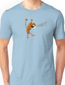 Fury Of The Monster Unisex T-Shirt