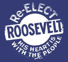 RE-ELECT FDR by IMPACTEES