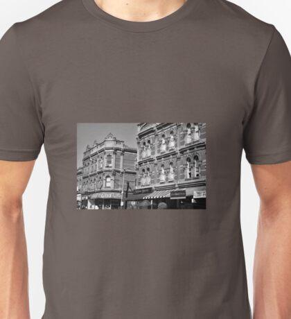 OLD MELBOURNE BUILDINGS Unisex T-Shirt