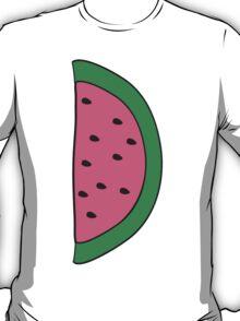 Not So Seedless Watermelon Portrait T-Shirt