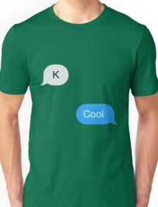 K Cool  Unisex T-Shirt