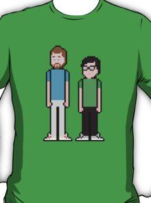 8Bit Rhett and Link T-Shirt