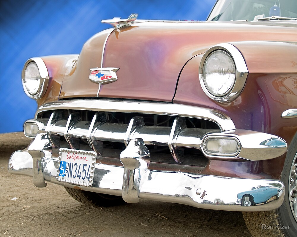 Classic Chevy by Ron Kizer