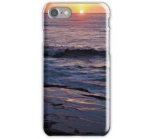 Wedding Anniversary Sunset ~ digital paint effect  iPhone Case/Skin