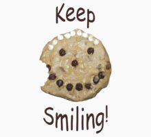 Keep Smiling! by Gayle  Anderson