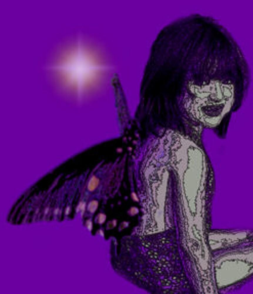 winged child by CheyenneLeslie Hurst
