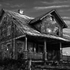 Abandoned in Black & White by Debra Fedchin