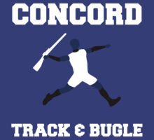 Concord Track & Bugle Team - Rifle by Brock - Brocktopus