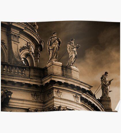 Château de Versailles 1 Poster