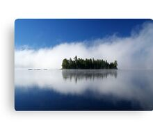 Little Island Canvas Print