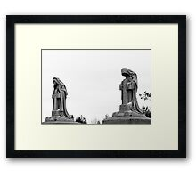 Faith & Hope Framed Print