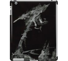 0001 - Brush and Ink - The World iPad Case/Skin