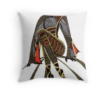 On Top of the World - Series 1 Throw Pillow