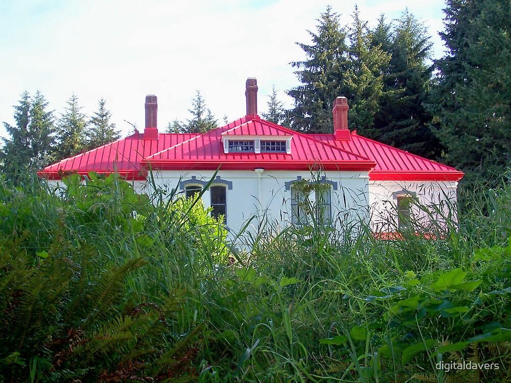 Red Roof by digitaldavers