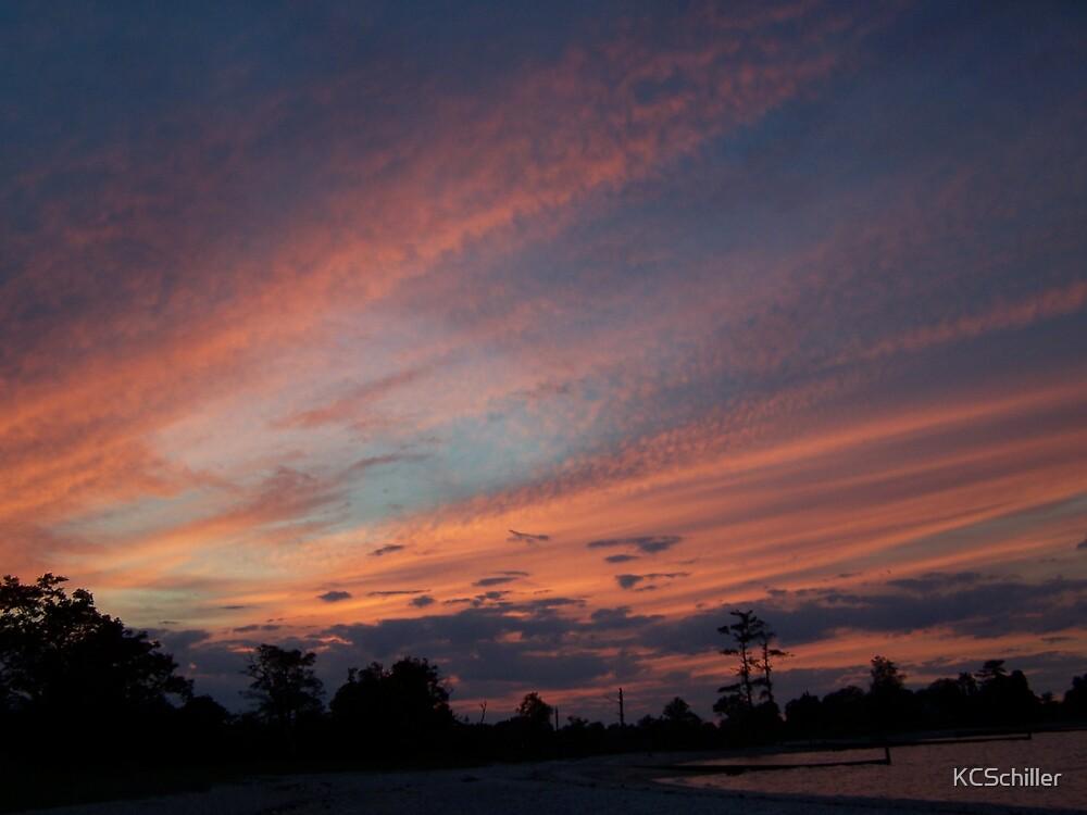 Sunset I by KCSchiller