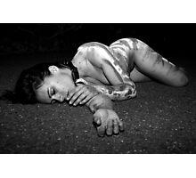 Road Kill # 7 Photographic Print