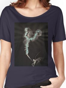 0003 - Brush and Ink - Cut Women's Relaxed Fit T-Shirt
