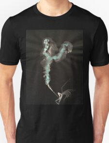 0003 - Brush and Ink - Cut Unisex T-Shirt