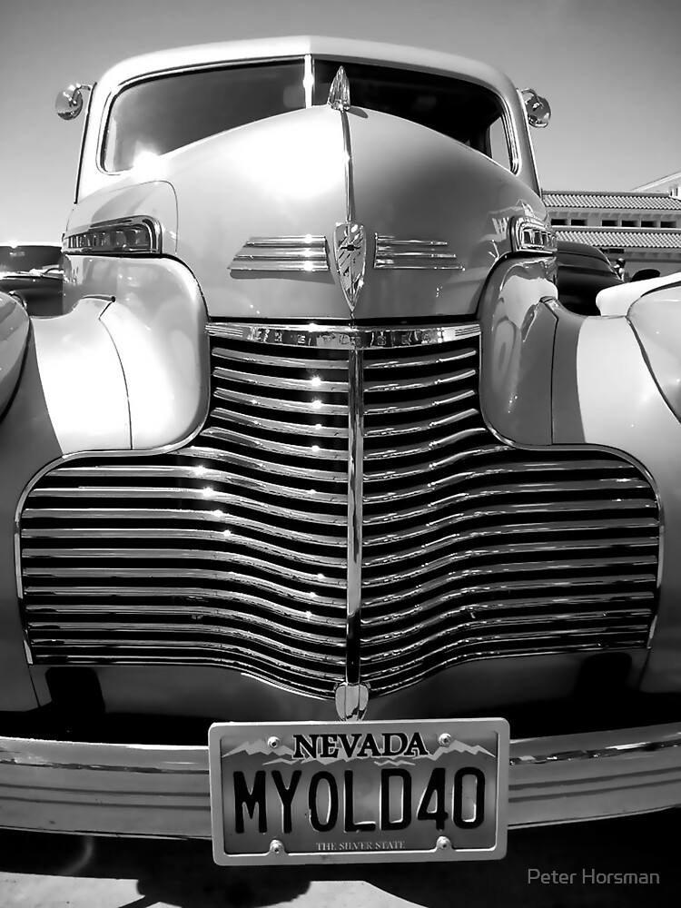 1940 Chevy by Peter Horsman