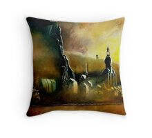 dinant 56 Throw Pillow