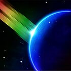 Rainbow Moon by ZantheClothing