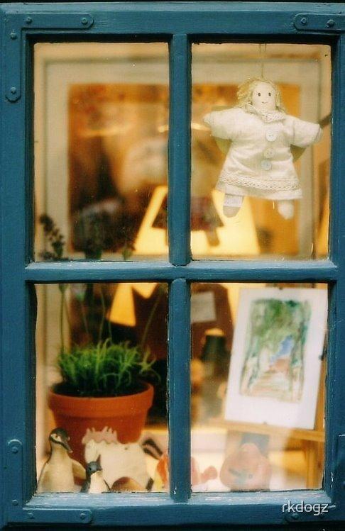 window of hope by rkdogz