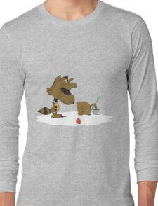 Merry Grootmas! Long Sleeve T-Shirt