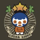 Lucha Libre by BigFatRobot
