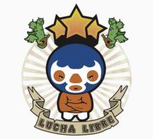 Lucha Libre Baby Tee