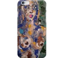Recycled Woman iPhone Case/Skin