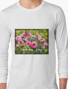 Bunch of blooming flowers T-Shirt