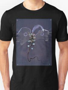 0007 - Brush and Ink - Kite Unisex T-Shirt