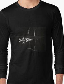 0008 - Brush and Ink - Koi Long Sleeve T-Shirt