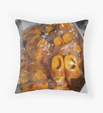 Everything orange, all wrapped up by ozCLOGGIE.  Throw Pillow