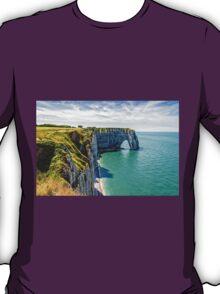 Etretat cliffs T-Shirt