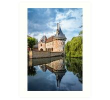Saint Germain de Livet Art Print
