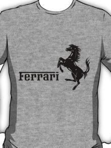 Ferrari Logo T-Shirt