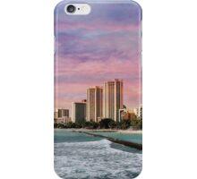 Waikiki iPhone Case/Skin