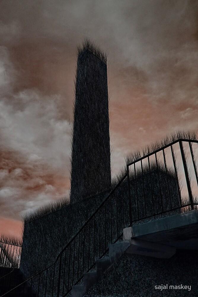 Eviltower by sajal maskey