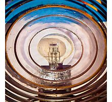 The bulb Photographic Print