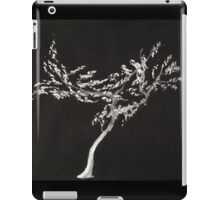 0016 - Brush and Ink - Tree iPad Case/Skin