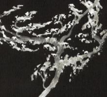 0016 - Brush and Ink - Tree Sticker