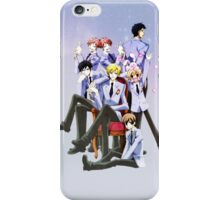 OHSHC - The Host Club iPhone Case/Skin